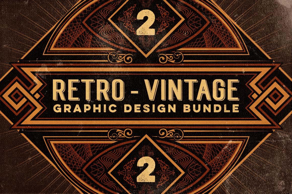 Retro Graphic Design Ideas The Image