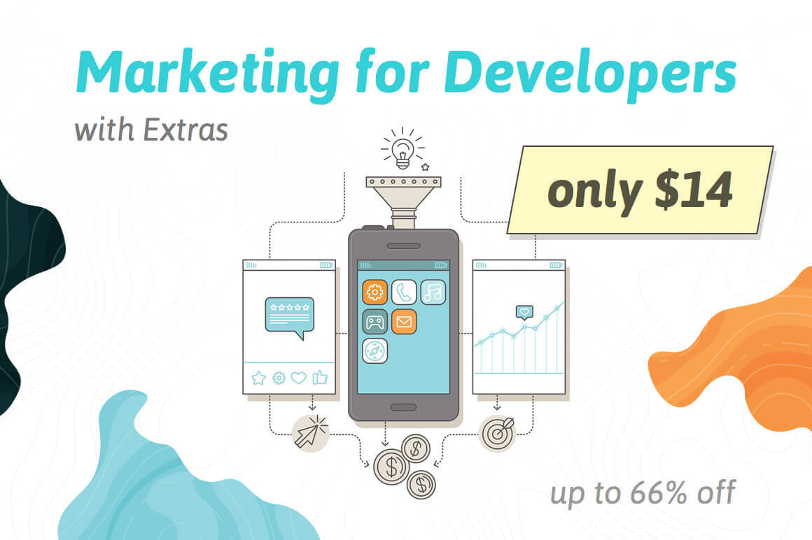 eBook: Marketing for Developers Guide - only $14!