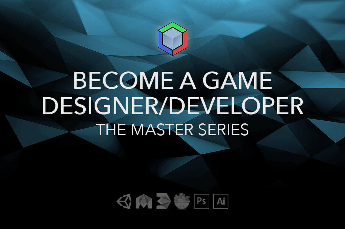Become a Game Designer: Developer Complete Master Series - only $24!
