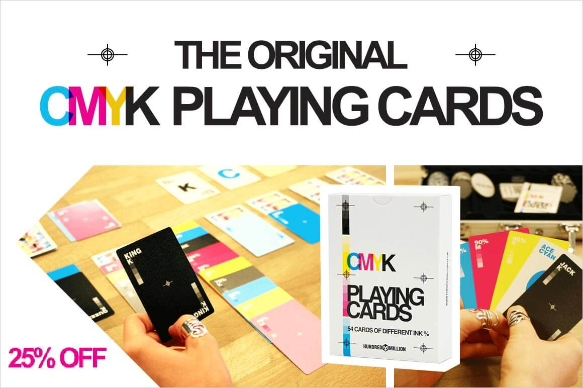 The Original CMYK Playing Cards - only $9! -Business Legions Blog