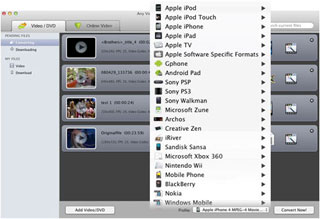 Any Video Concerter Mac