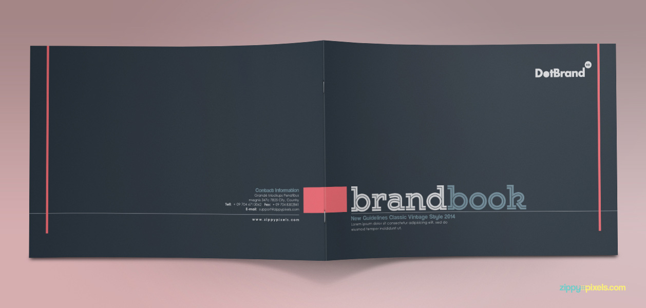 05 Brand Book 8 Cover Back