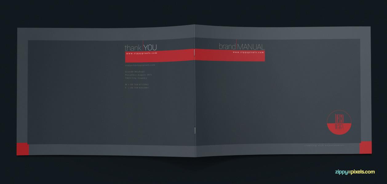 01 Brand Book 1 Cover