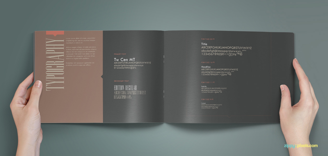 08 Brand Book 2 Logo Color Variations