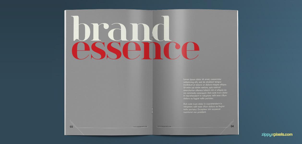 05 Brand Book 10 Brande Essence
