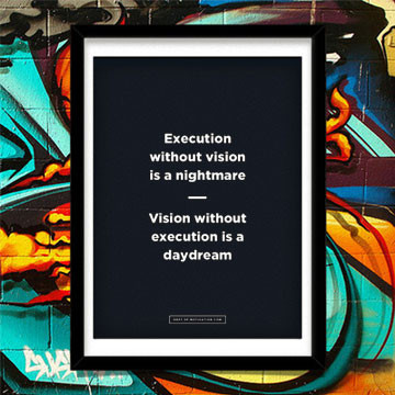 Execution Without Vision