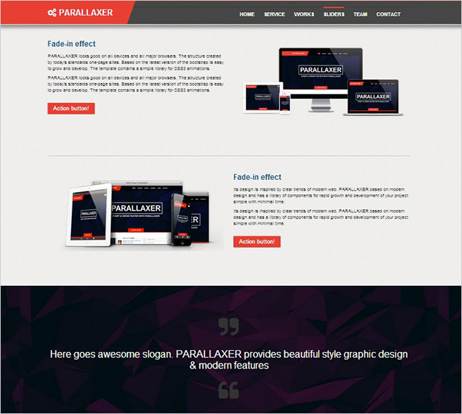 Bootstrap daily deals