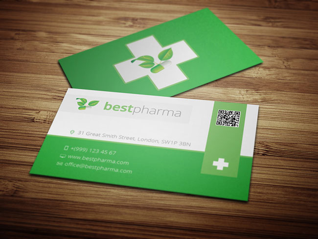last day  40 ready-to-print business card templates