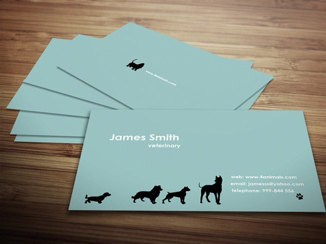 last day 40 ready to print business card templates only 15 mightydeals. Black Bedroom Furniture Sets. Home Design Ideas
