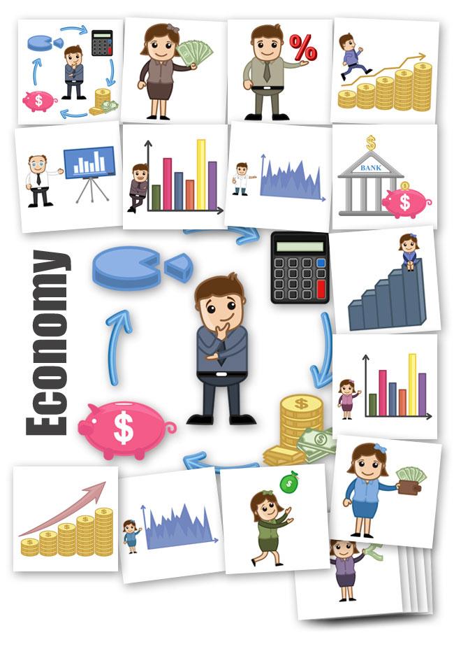 Economy Character Concept