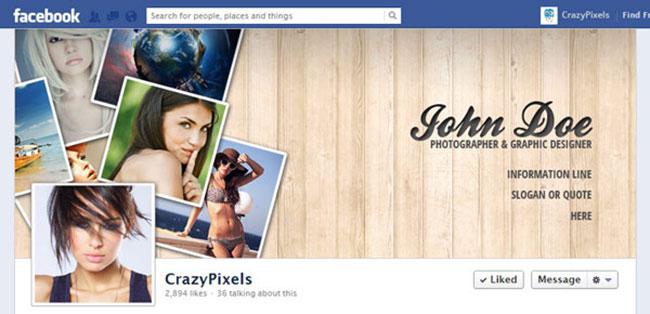 19 premium facebook cover designs only 15 mightydeals for Design ideas facebook