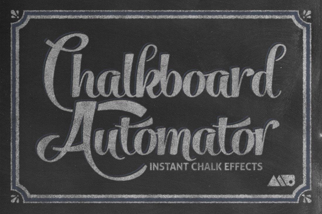 Chalkboard Automator