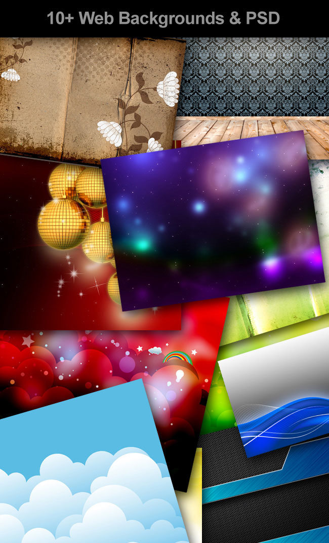 PSD Backgrounds