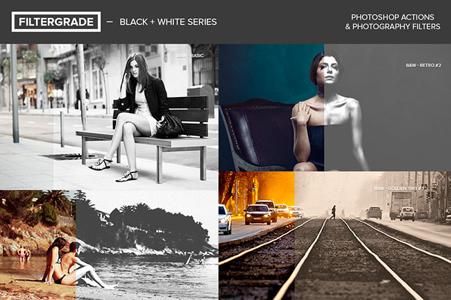 Black White Series