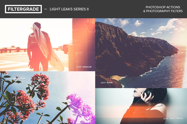 Light Leaks Series II
