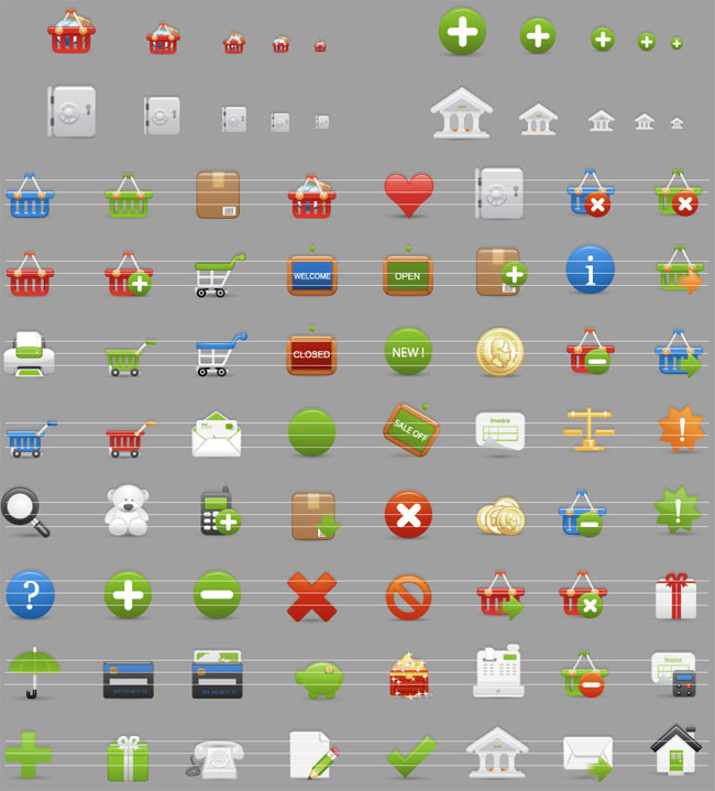 Over 4,300 Professional, High Quality Icons   only $37!
