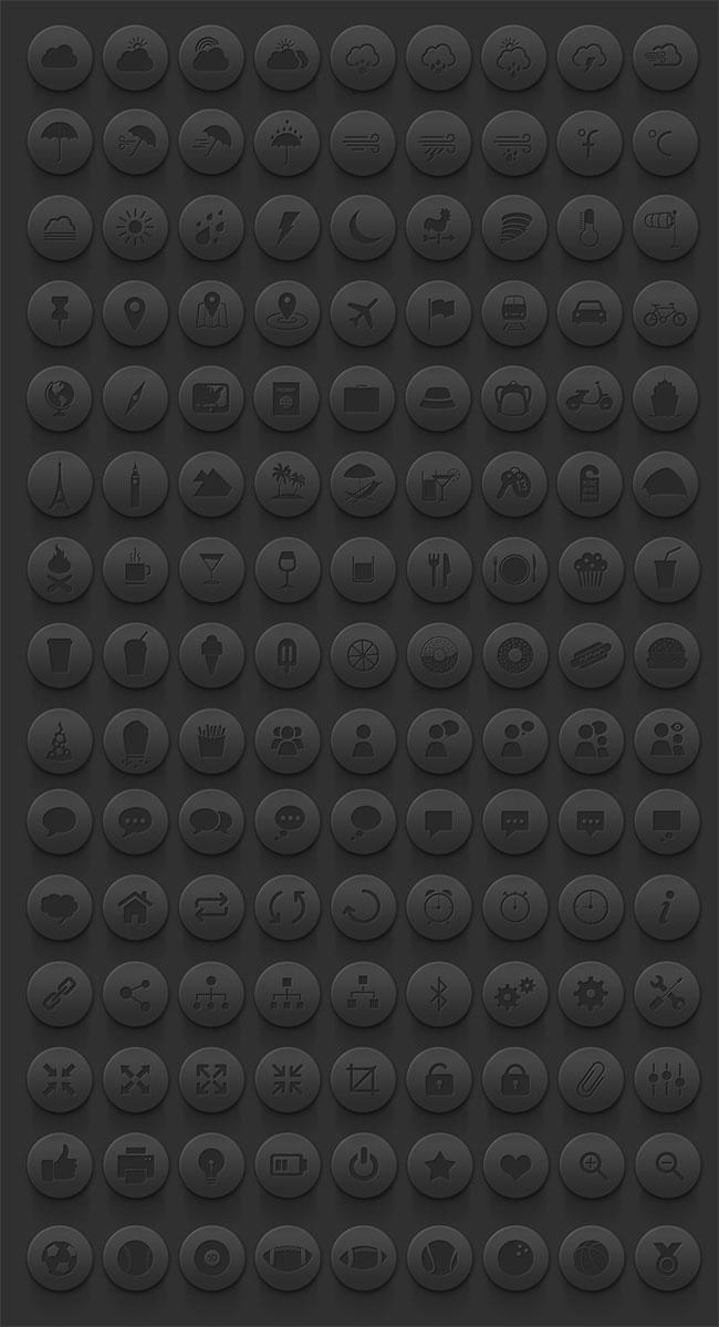 Black Icons2