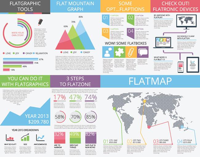 14 Flatgraphics Microstock