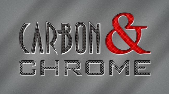 Carbon Fiber Photoshop