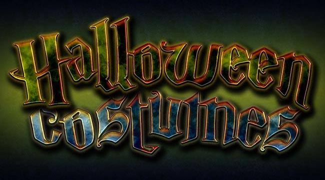 Halloween Text Effects