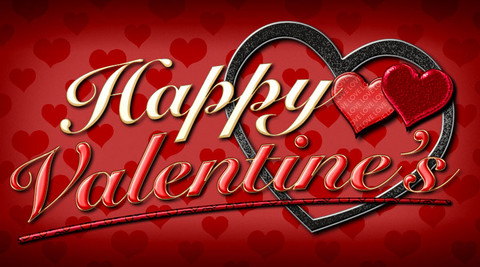 Valentines Text Effects - Love Collection