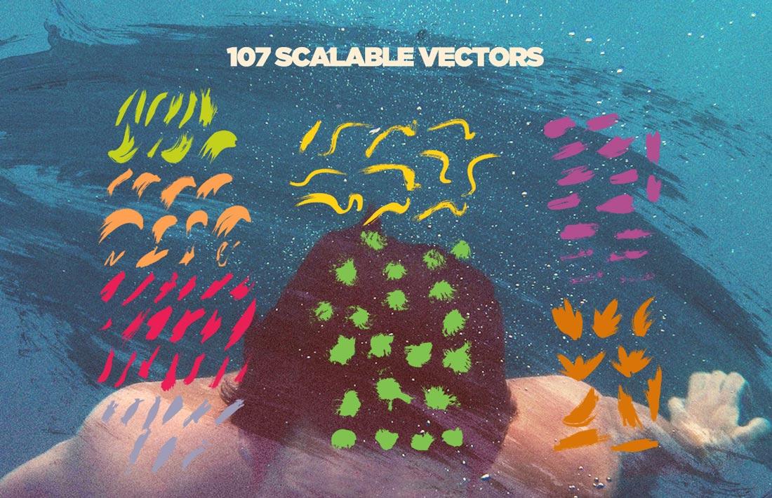 107 Vectors