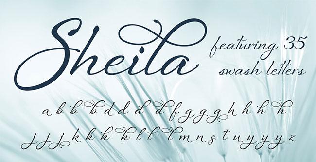Sheila 1
