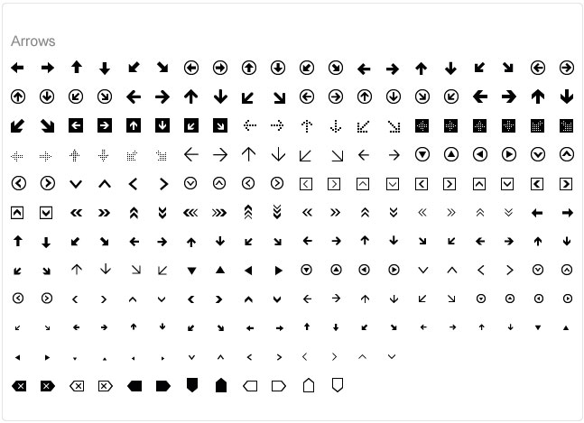 Minicons: 1500 Icons for Wireframes & Web Design   $35!