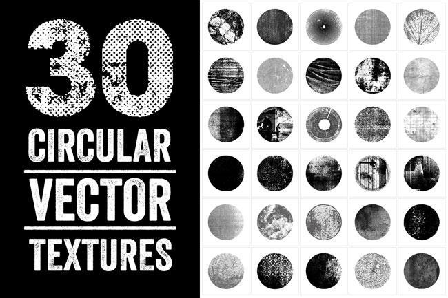 30 Circular Vector