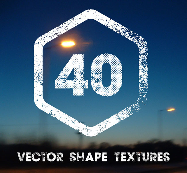 40 Vector Shape