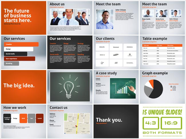 last day 5 pitchstock powerpoint presentation decks only 17