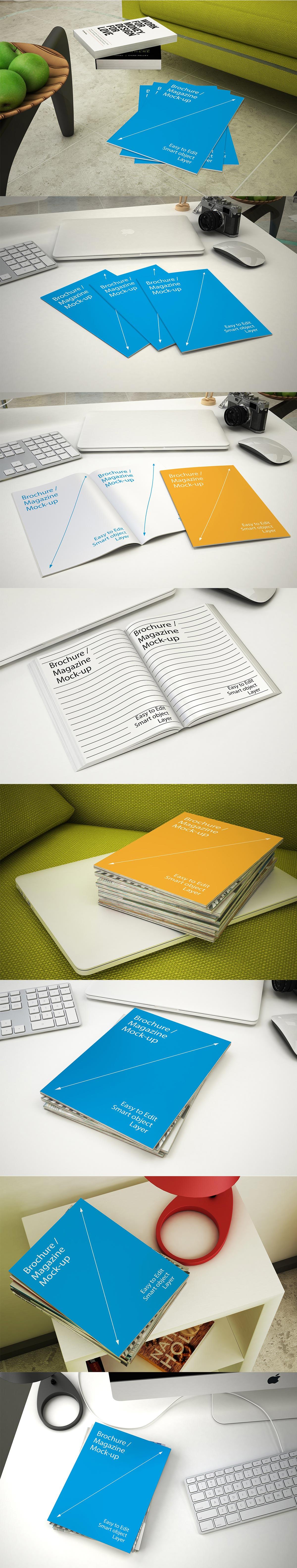 Brochures Preview