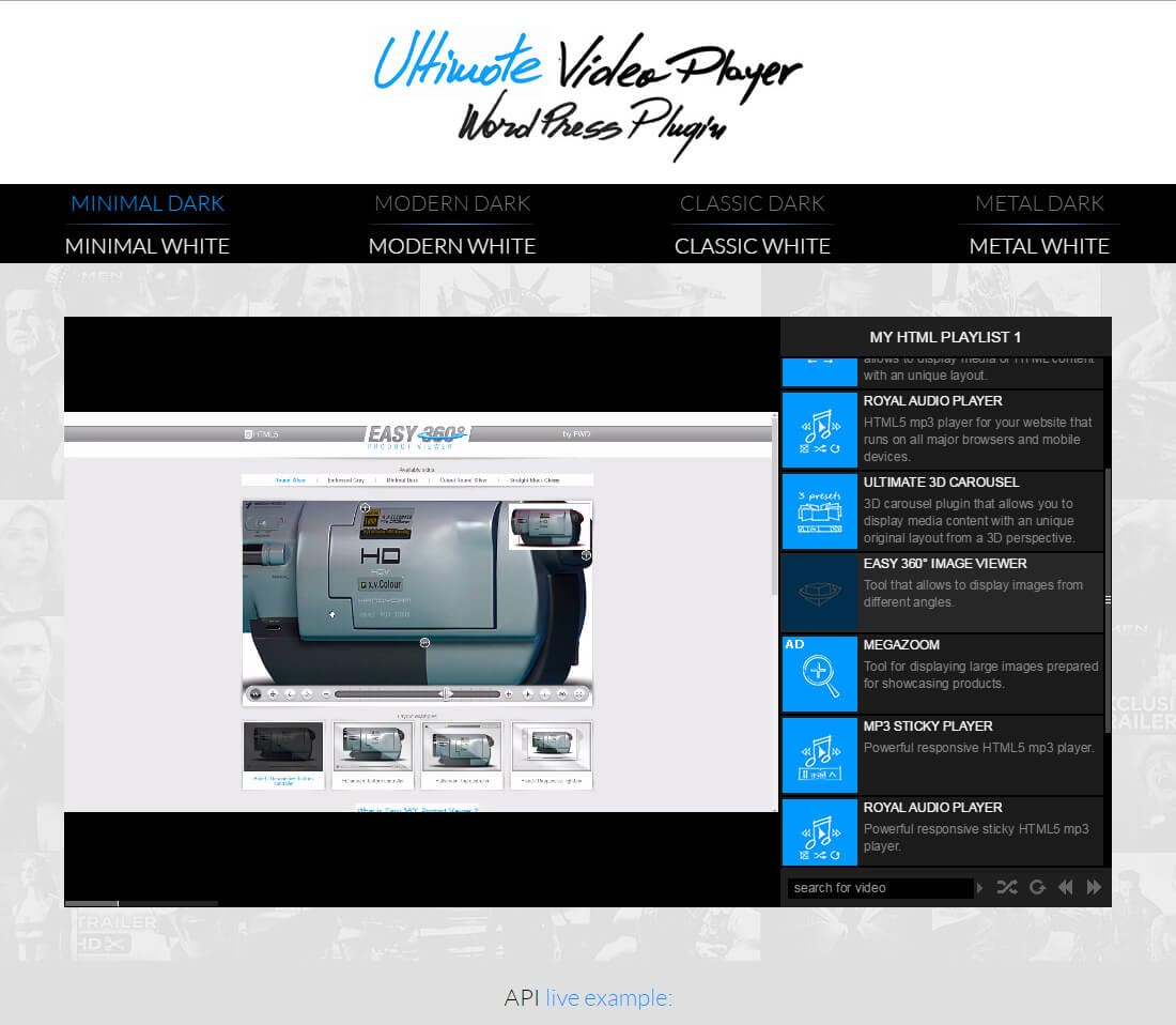 fwd-ultimate-video-player