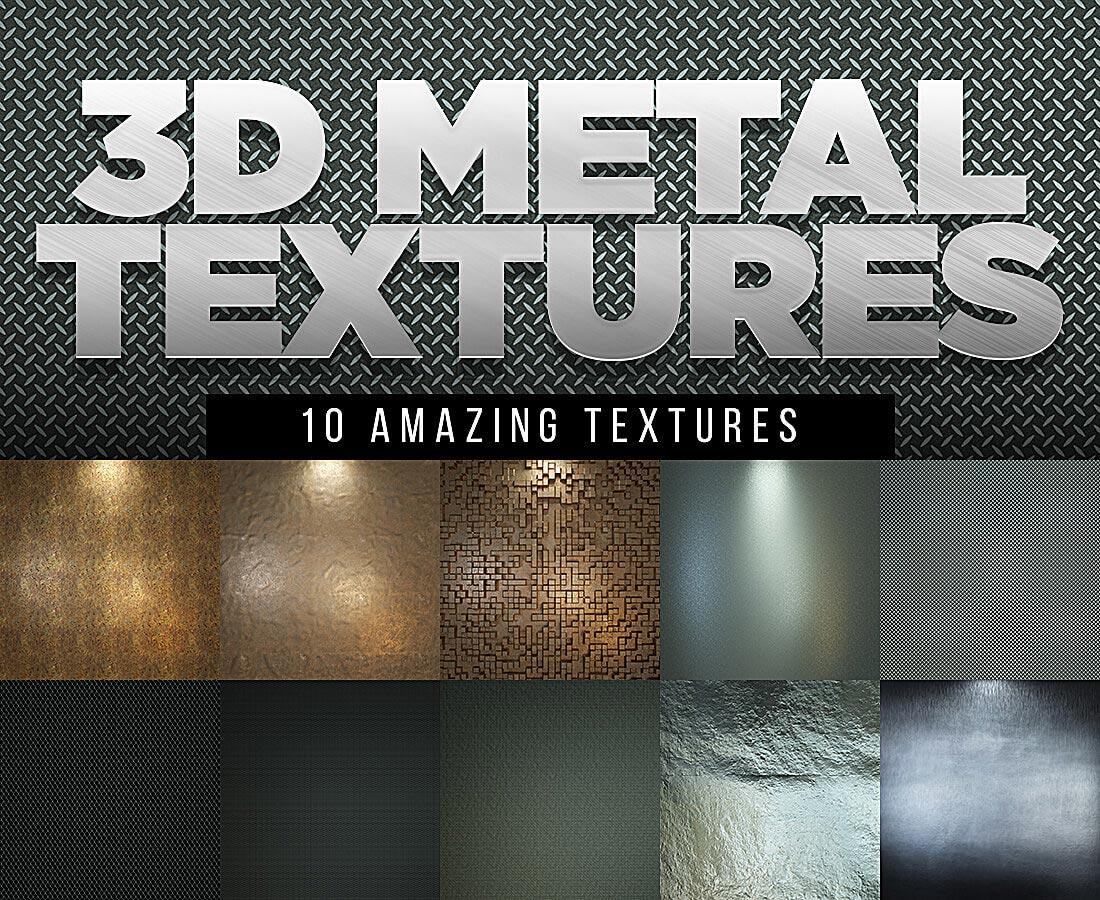 ultrashock-3d-metal-textures