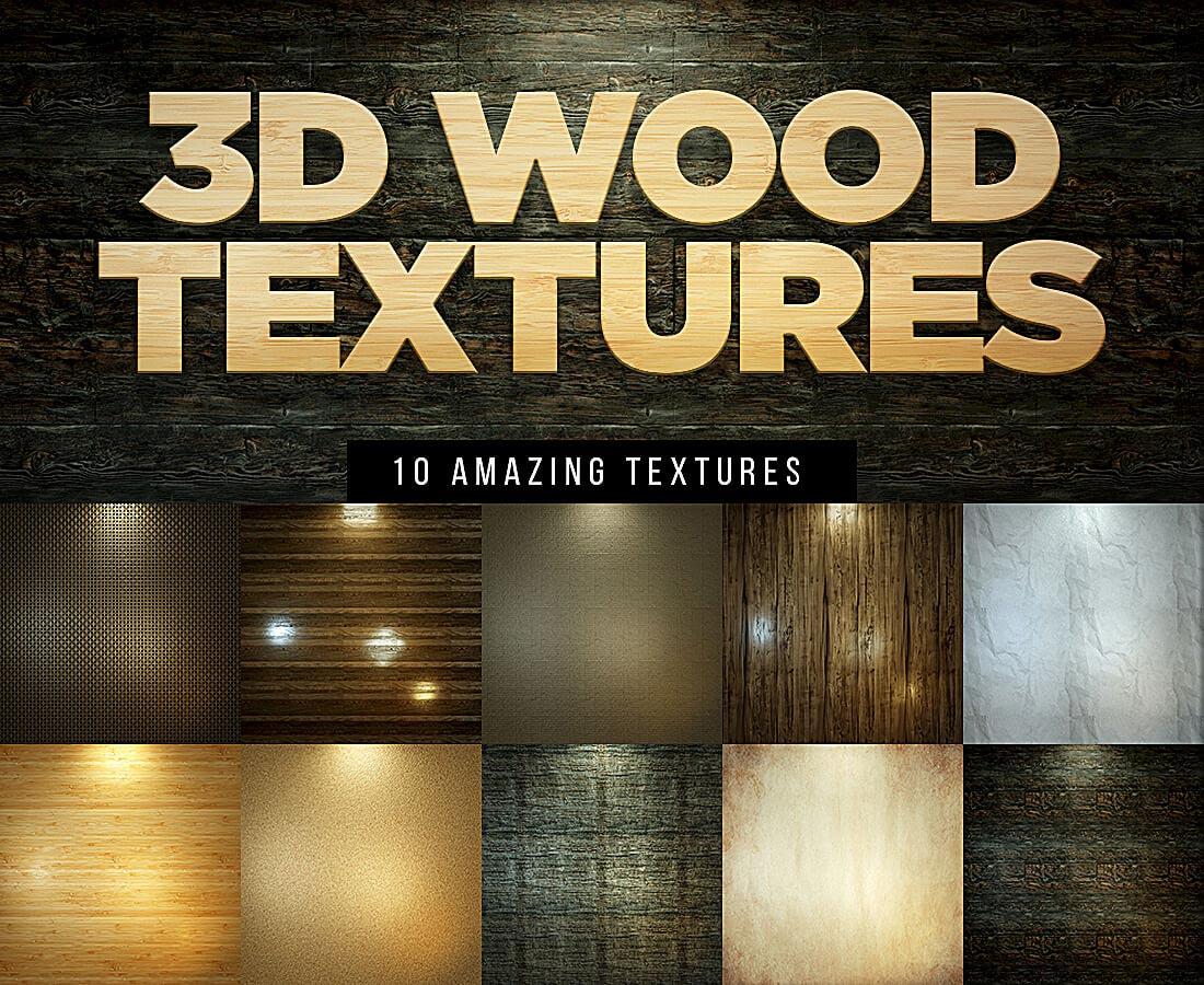 ultrashock-3d-wood-textures