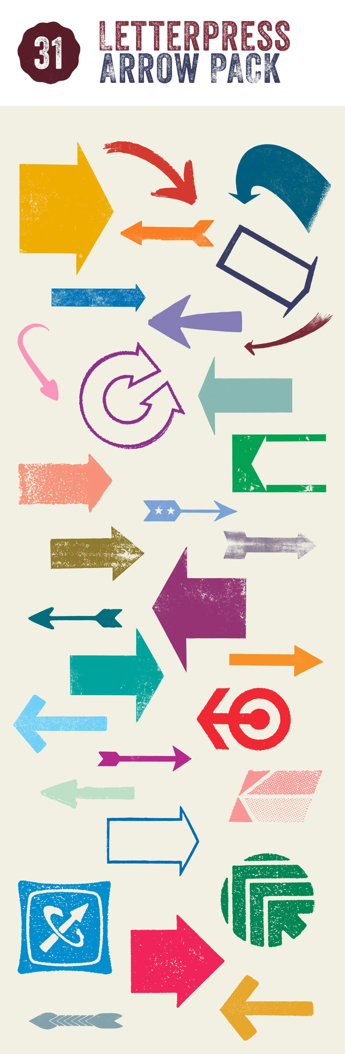 ultrashock-letterpress-arrows
