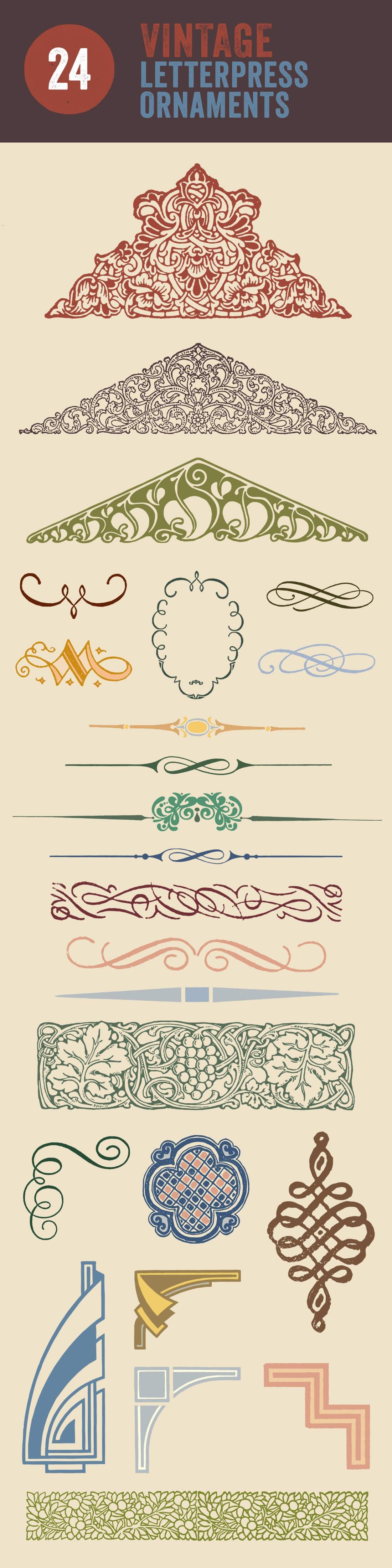 ultrashock-letterpress-ornaments