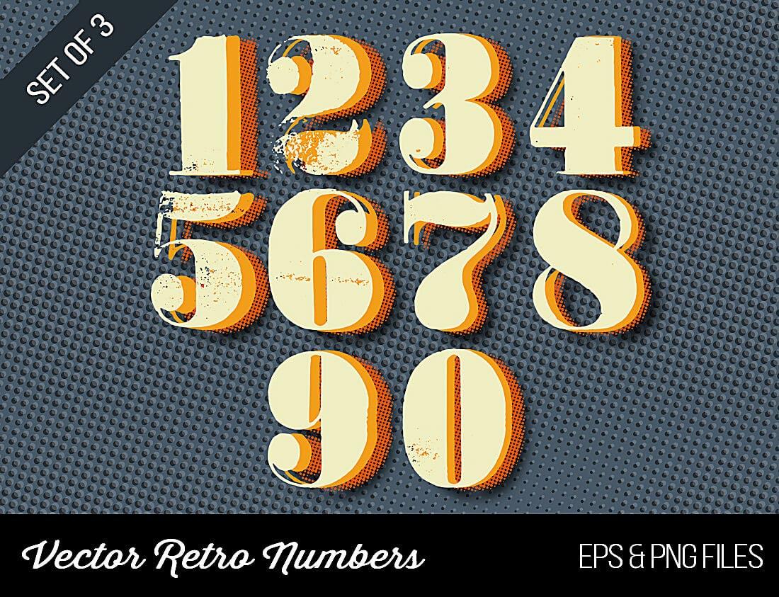 ultrashock-vintage-numbers
