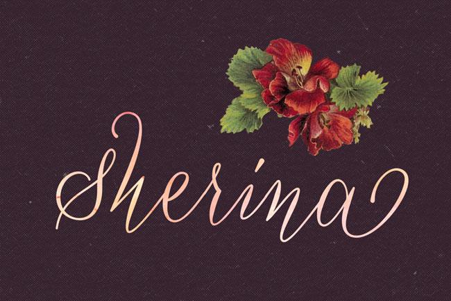 Sherina 01