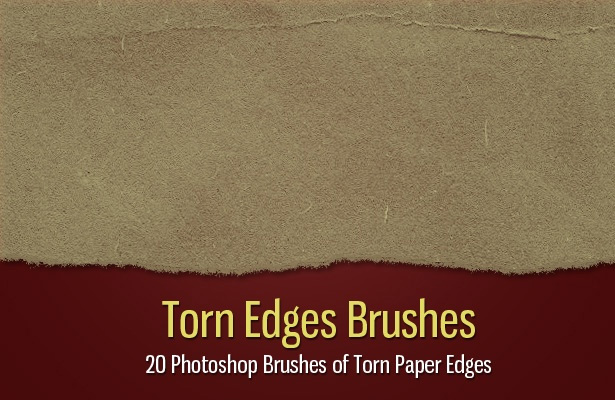 Torn Edges Brushes