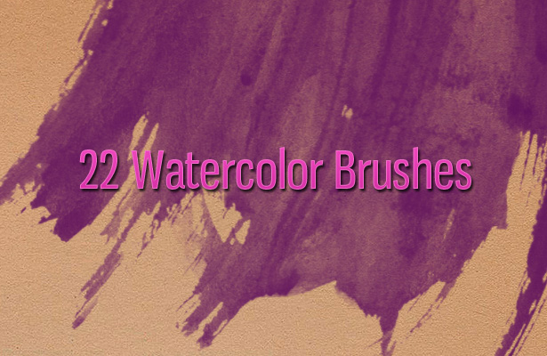 Watercolor Brushes - Part II