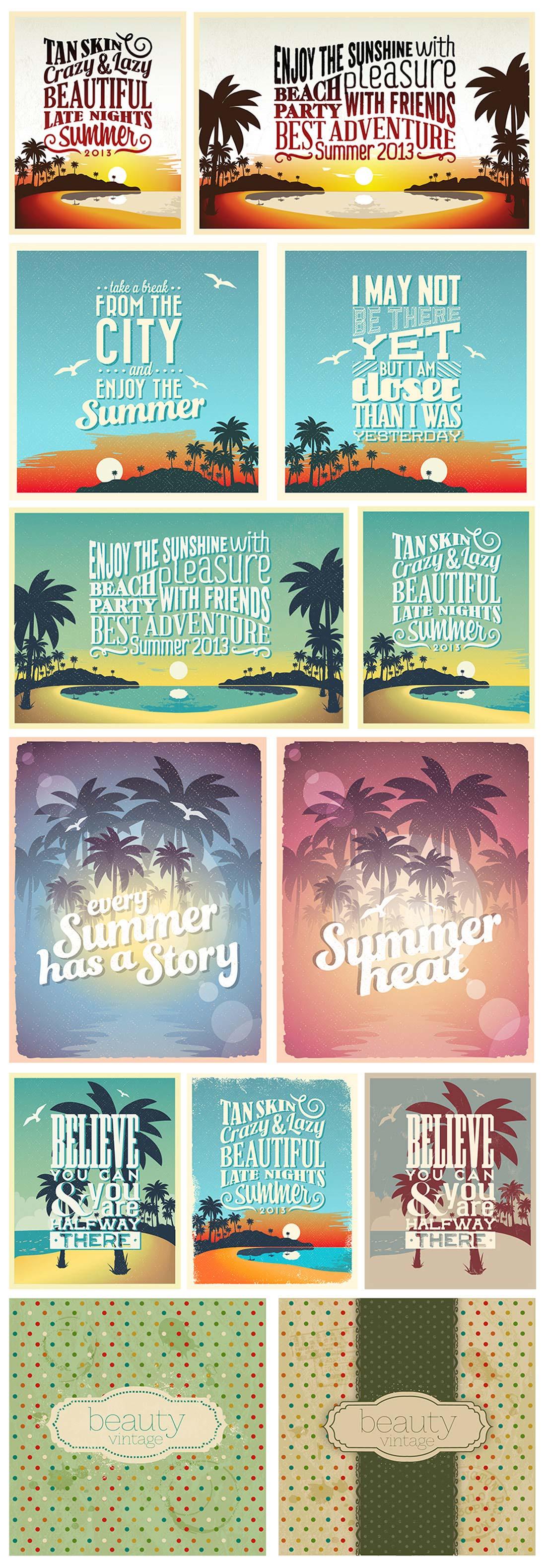 11 Summer Vintagev