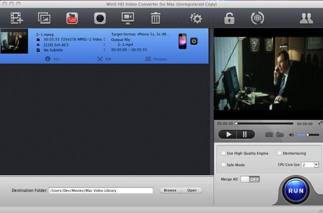 Video Converter Mac