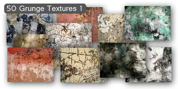 Grunge Textures Set1