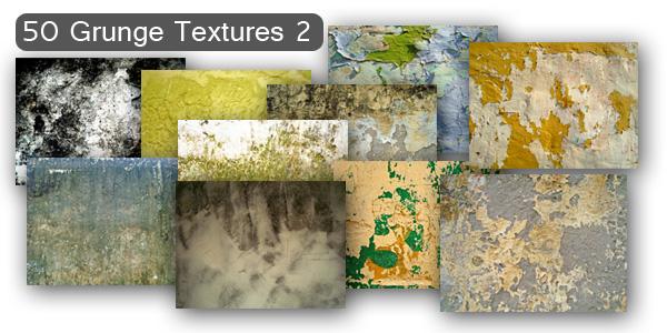 Grunge Textures Set2