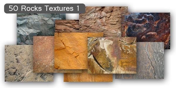 Rock Textures Set