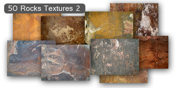 Rock Textures Set2