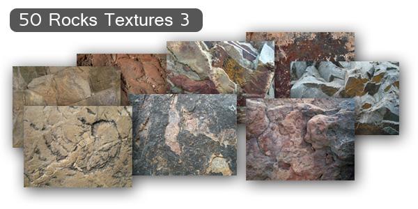 Rock Textures Set3