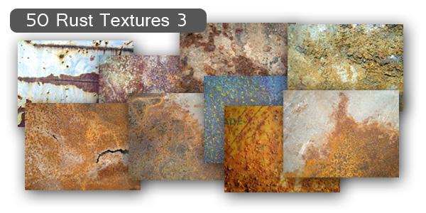 Rust Textures Set3
