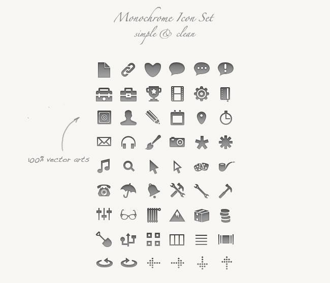 Monochrome Preview
